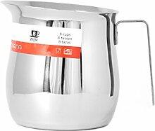 Home Pot à Lait INOX 8 Tasses