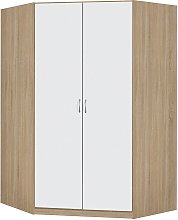 home24 Armoire d'angle Case