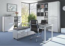 home24 Armoire de bureau Set Plus II