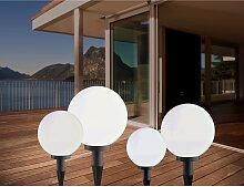 home24 Borne lumineuse Kira Globe