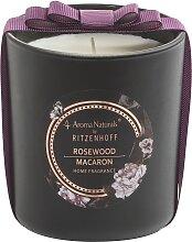home24 Bougie parfumée Rosewood Macaron