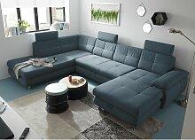 home24 Canapé panoramique Ordino