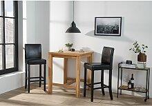 home24 Chaise de bar Nello (lot 2)