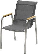 home24 Chaise de jardin Columbia