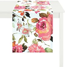 home24 Chemin de table Floral