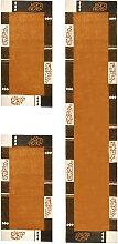 home24 Descente de lit Ambadi (3 éléments)