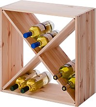 home24 Etagère à vin Bendik I