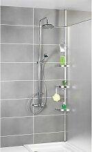 home24 Étagère de douche Premium I