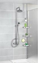 home24 Étagère de douche Premium II