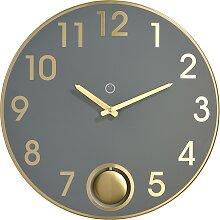 home24 Horloge murale Brussels