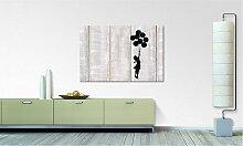 home24 Impression sur toile Banksy No.3