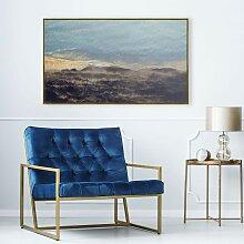 home24 Impression sur toile Paysage