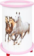home24 Lampe Pferde