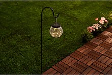 home24 Lampe solaire Sunshine Pearl