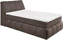 home24 Lit boxspring Fenor (avec coffre de lit)