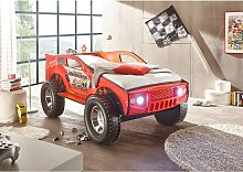 home24 Lit voiture Jeep