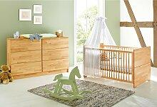 home24 Meuble à langer Natura Kids