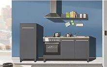 home24 Meuble frigo encastrable Kavola
