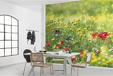 home24 Papier peint intissé Prairie