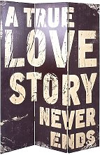 home24 Paravent Love Story