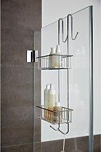 home24 Porte savon de douche Aldo