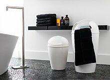home24 Poubelle de salle de bain Del