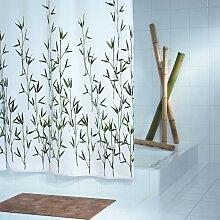 home24 Rideau de douche Bambu