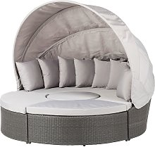 home24 Salon de jardin Premium Paradise Lounge
