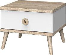 home24 Table de chevet Billund