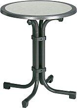 home24 Table de jardin Boulevard (pliable)