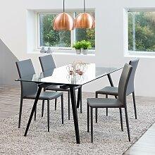home24 Table de salle à manger Myoko