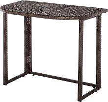home24 Table pliable Ravello