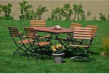 home24 Table pliante Schlossgarten