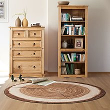 home24 Tapis Nature rond