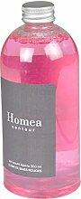 HOMEA 6LIQ026BA Liquide Pot Pourri Plastique Rose