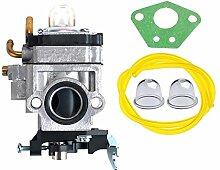 HomeDecTime Kit De Remplacement Carburateur Carb