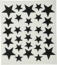 Homemania Sticker en Vinyle Noir