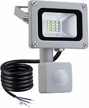 Hommoo - 20 PCS 10W Projecteur LED SMD Lampe