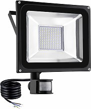 Hommoo - 7 PCS 100W Projecteur LED SMD Lampe