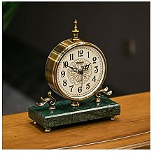 hongbanlemp Pendulettes de Bureau Horlogerie de