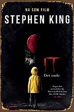 HONGXIN Stephen King It 017 Film d'horreur en