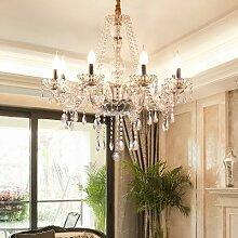 Honhill lustres de plafond K5 cristal lustre