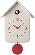 horloge à coucou 30cm blanc - 16860211 - guzzini