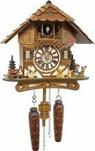 Horloge à Coucou Allemand Chalet Romantique
