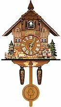 Horloge à Coucou Chalet Traditionnel Maison de la