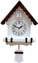 Horloge à Coucou de la forêt Noire, Horloge de