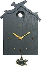Horloge à coucou Horloge murale à coucou moderne