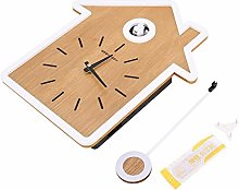 Horloge à Coucou Moderne Style Nordique Design
