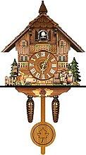 Horloge à Coucou, Rétro Coucou Horloge, Horloge
