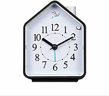 Horloge Bureau Style Coucou Oiseaux Créatif